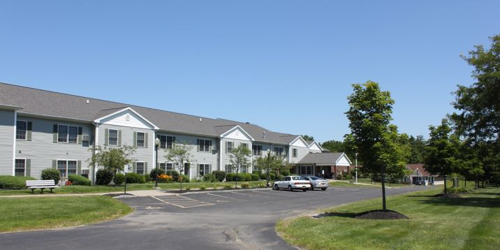 Lyceum Heights Senior Living Phase 1