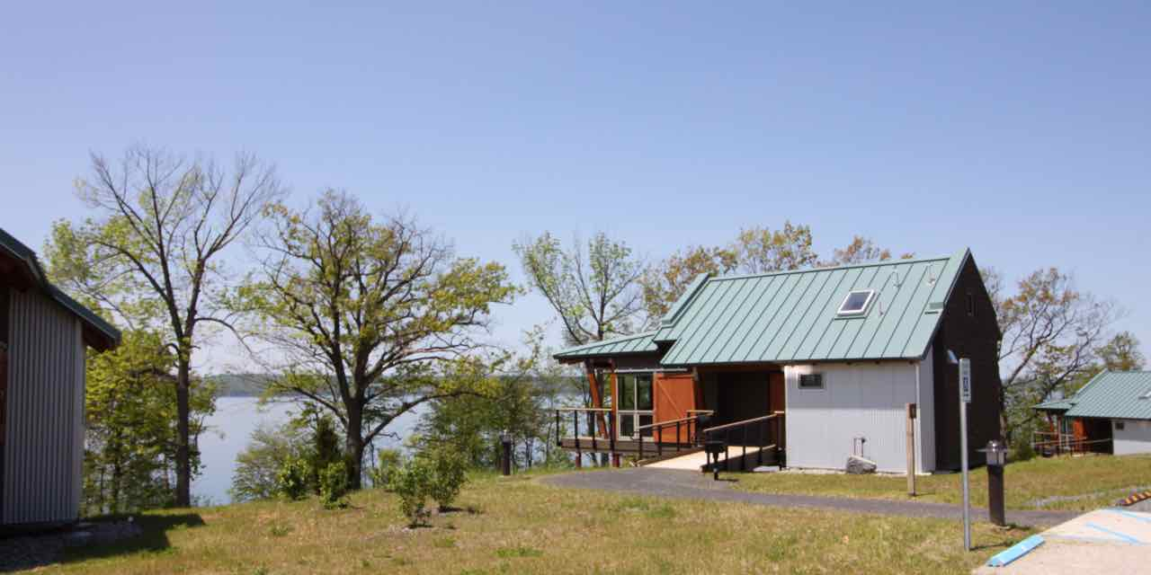 Sampson State Park Cottages